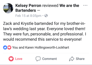 Review from Facebook